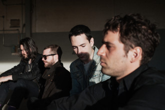 "Suuns release new video and remix for their single ""Paralyzer"""