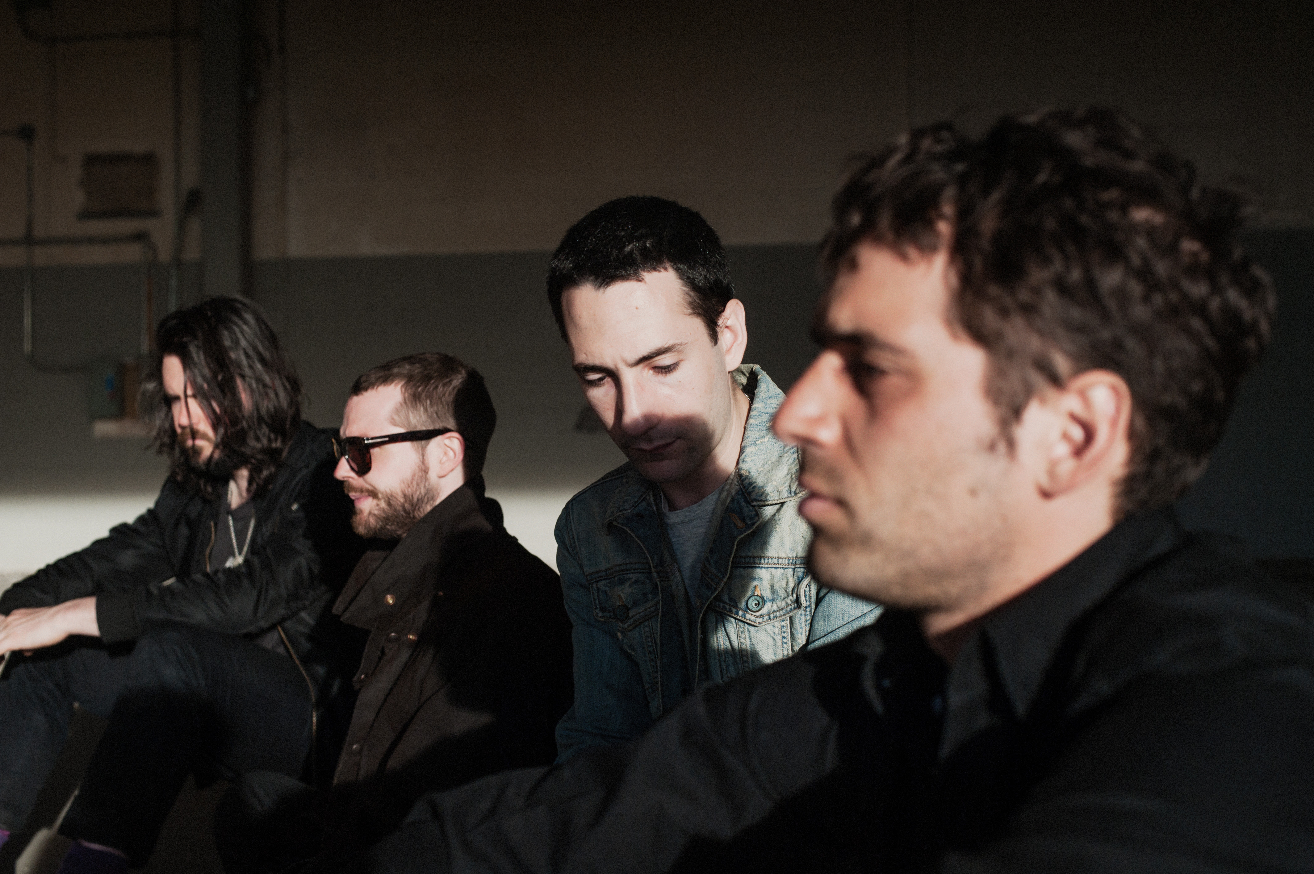 """Suuns release new video and remix for their single """"Paralyzer"""""""