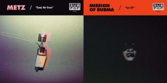 Sub Pop Records announces RSD split singles