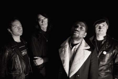 Algiers tour with 'Burn To Shine 6' film