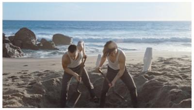 Still from 'Aviation' video