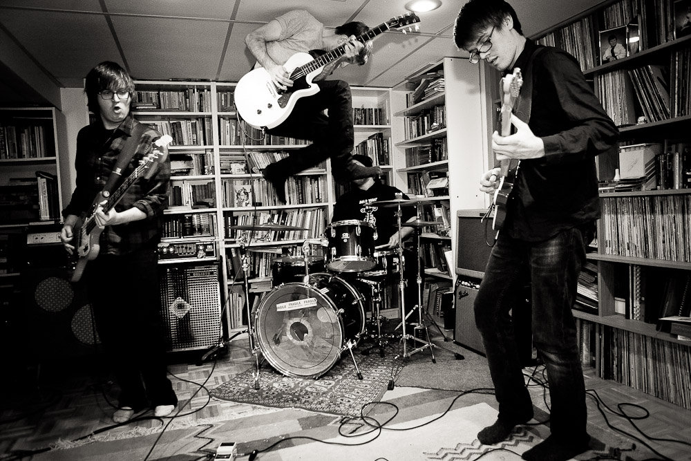 """PUP stream new track """"Doubts"""", the song is off Pup's forthcoming release 'The Dream Is Over"""