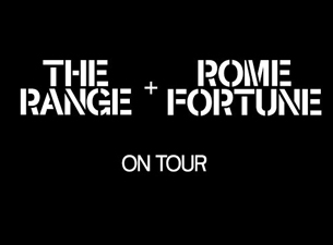 """Rome Fortune and The Range drop remix of """"Paid Back Loans"""""""
