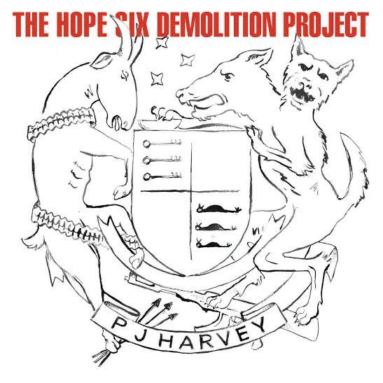 The Hope Six Demolition Project by PJ Harvey, album review