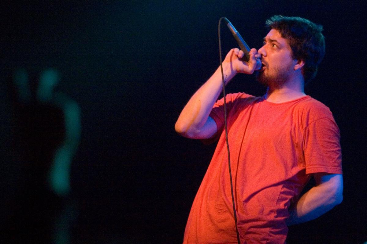 """Aesop Rock debuts video for """"Lazy Eye"""". The track comes off his forthcoming LP 'The Impossible Kid', out April 29."""