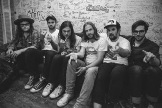 Interview with Mike Boyle from Diarrhea Planet, by Ava Muir. Their album 'Turn to Gold' is now out on Infinity Cat.