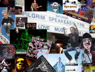 """Pilgrim Speakeasy debut their new song """"Unbelievable"""""""