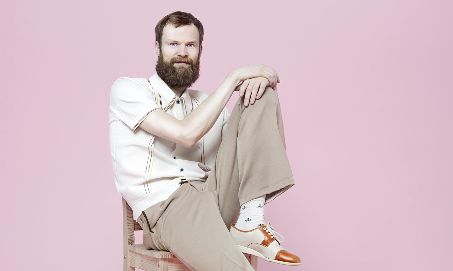 """Todd Terje & The Olsens Announce """"The Big Cover-Up"""" EP,"""