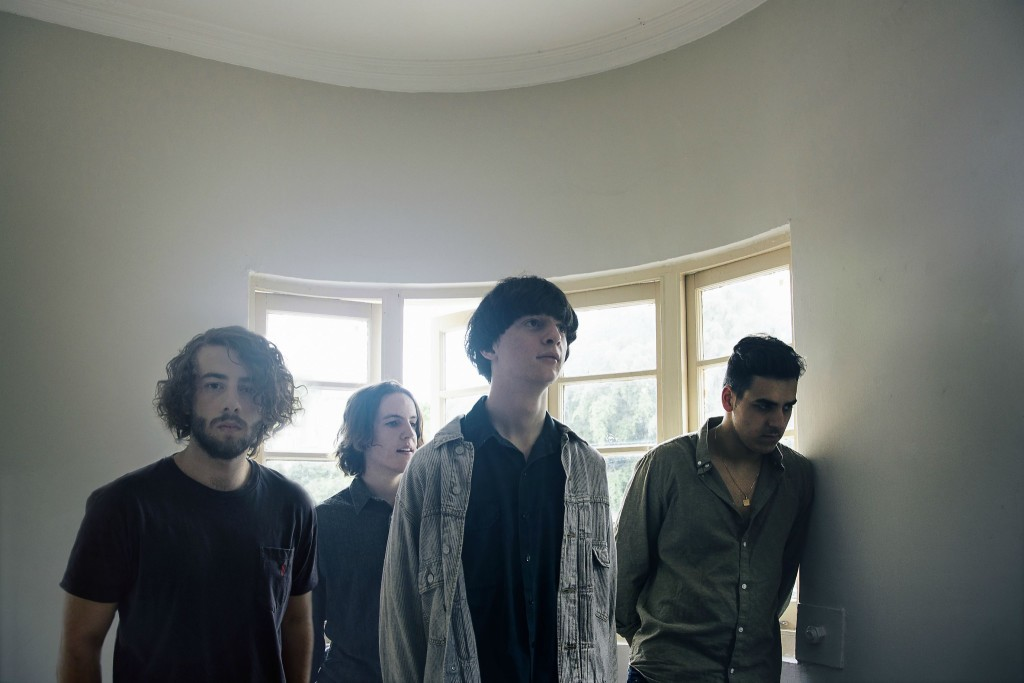Interview with Australian band Twin Haus, by Alice Severin.