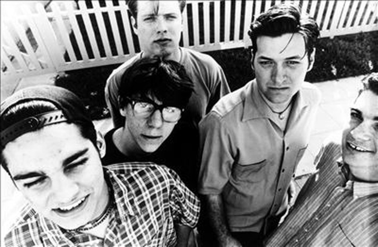 """Drive Like Jehu's """"Bullet Train To Vegas"""" b/w """"Hand Over Fist"""" to be reissued on June 3rd via Merge."""