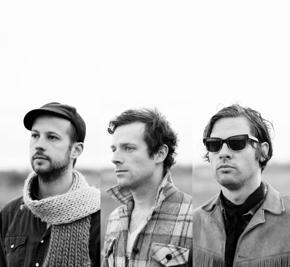 """Plants and Animals release new live video for their single """"Stay""""."""