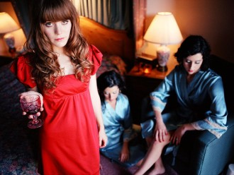 Jenny Lewis & The Watson Twins Announce New Tour Dates for 'Rabbit Fur Coat' 10-Yr Anniversary,