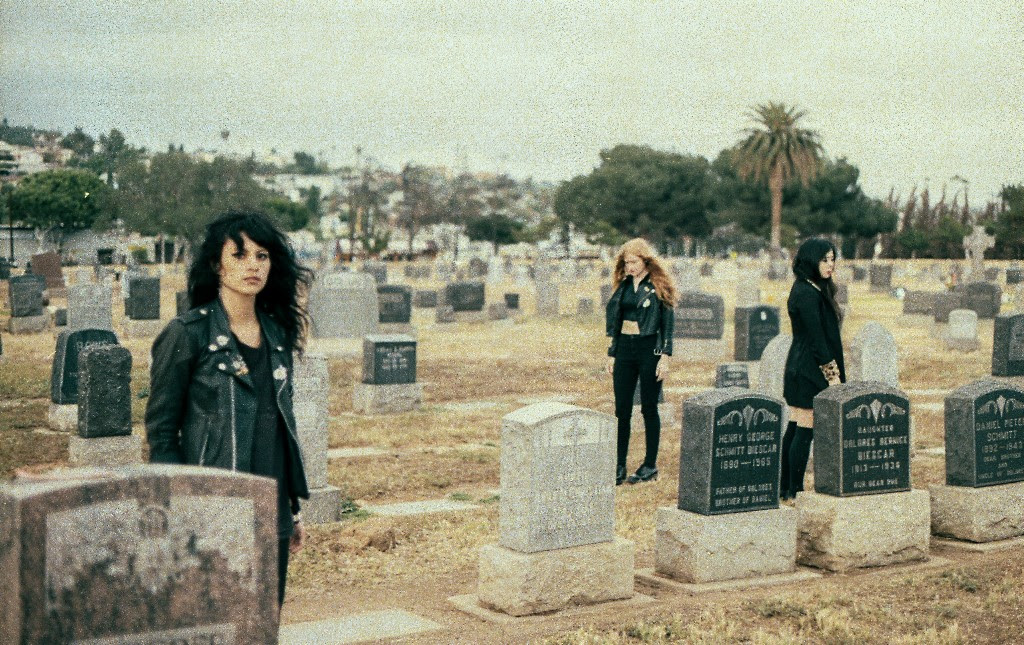 Interview with L.A. Witch by Ava Muir.