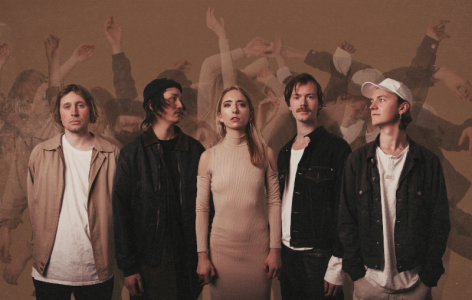 """London band Pumarosa have unveiled their video for the single """"Cecile."""" The track is now available on Mom+Pop/Mermaid Avenue"""