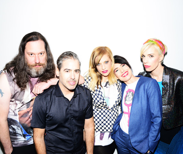 The Julie Ruin announce Hit Reset. The full-length comes out on June 8th via Hardly Art Records