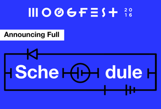 Moogfest 2016 Unveils Full Schedule and Venues for Performances, Daytimes Talks, Workshops, Moogfest 2016 takes place in Durham, NC, ON May 19-22nd.