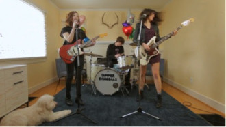 """Summer Cannibals release New Video for """"Full of it,"""" announce tour with The Thermals."""