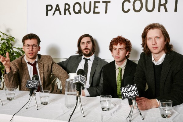 Parquet Courts stream title-track their new release 'Human Performance'