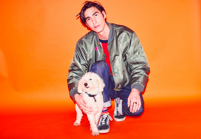 """Oscar shares new single """"Good Things"""" off his forthcoming release 'Cut and Paste, out May 13th via Wichita Recordings."""