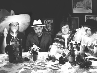 """Snake Snake Snakes stream new single """"Washed Out"""". The track comes off Snake Snake Snakes' album 'Tranquilo'"""