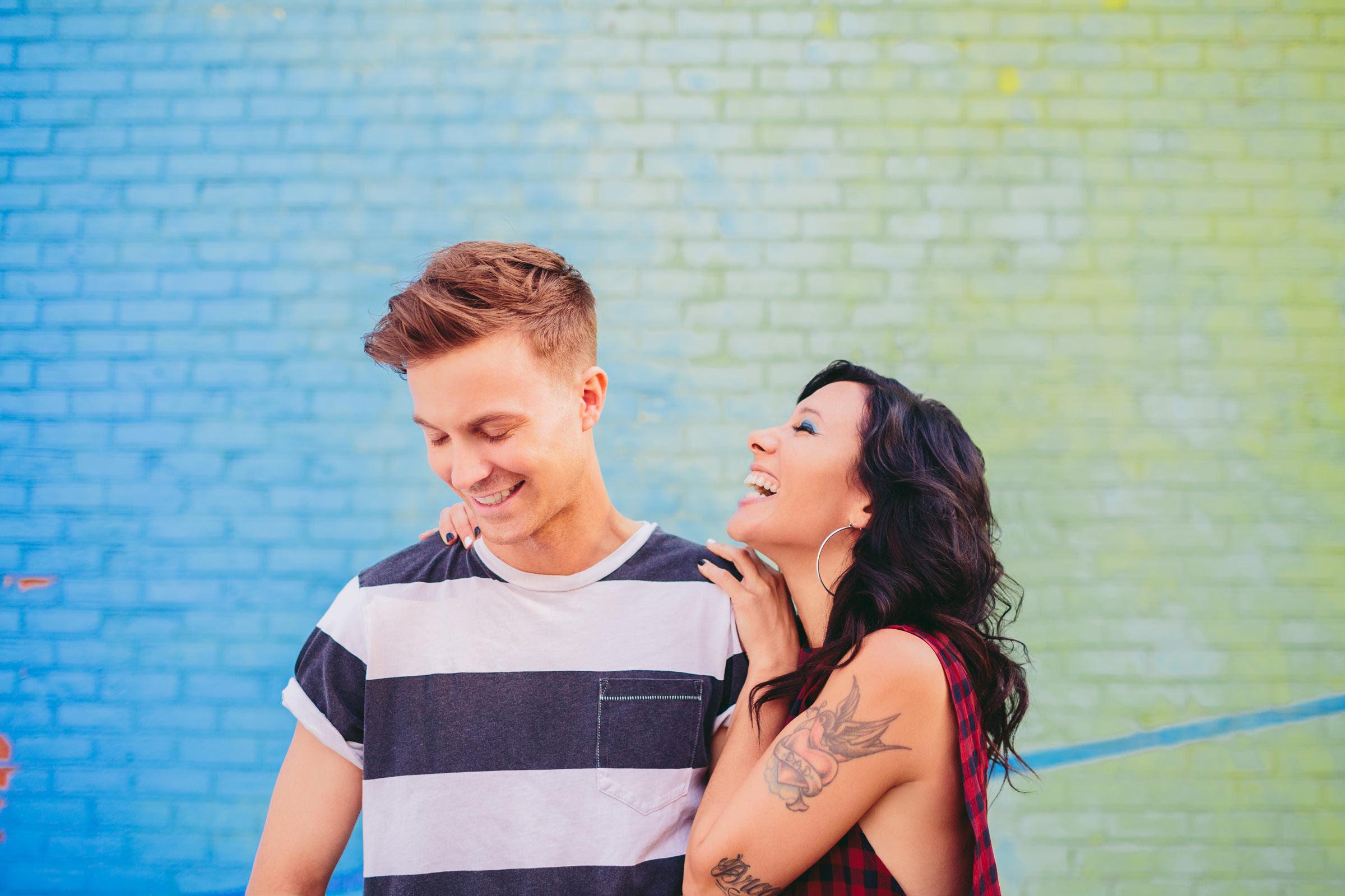 Today, Matt & Kim announced the release of a 4-song EP