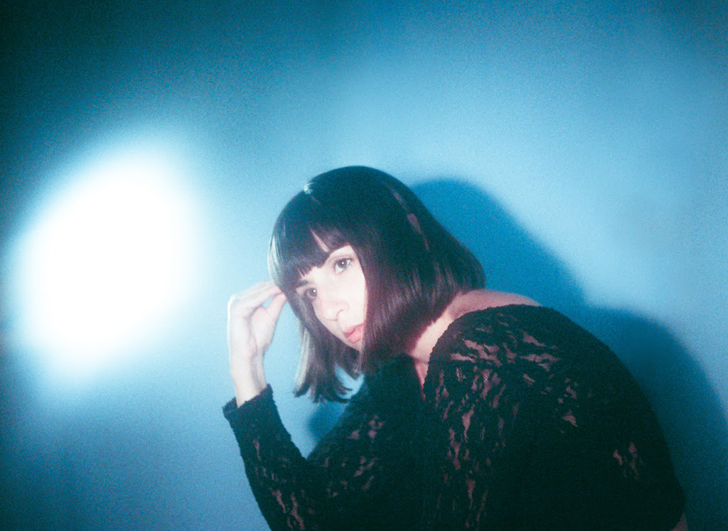 """Nite Jewel streams her new single """"Kiss The Screen"""". The song comes off Nite Jewel's latest release 'Liquid Cool',"""