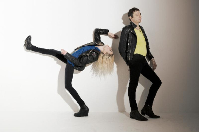 """The Kills release new video for """"Heart of a Dog"""". The track comes off their LP 'Ash & Ice'"""