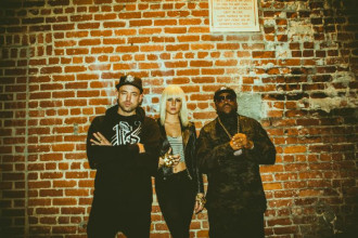Big Grams release new video and Drum Mix remix EP