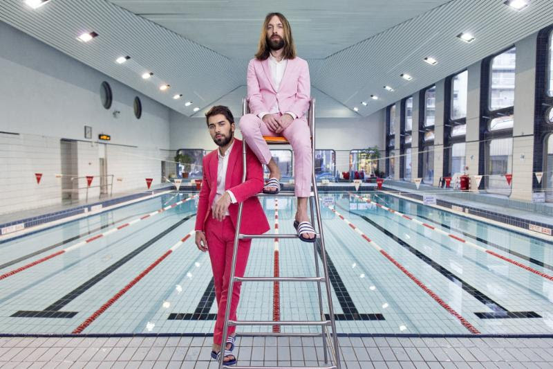 "Breakbot release video for ""My Toy""."