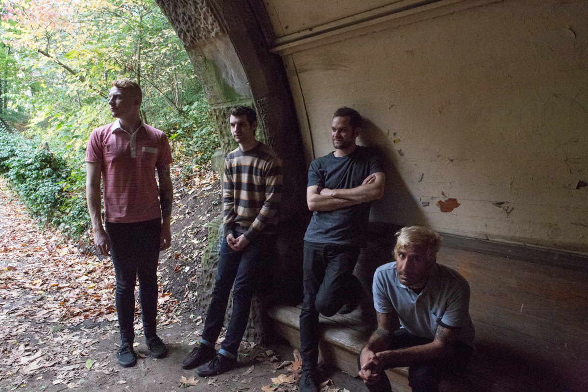 Greys stream forthcoming release 'Outer Heaven' out April 22nd via Buzz/Carpark Records