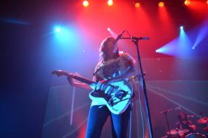 Courtney Barnett live in Montreal