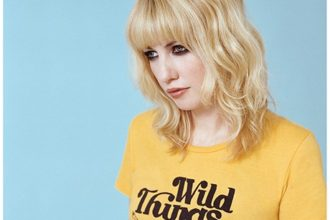 'Wild Things' by Ladyhawke, album review by Matthew Wardell. The full-length comes out on June 3rd