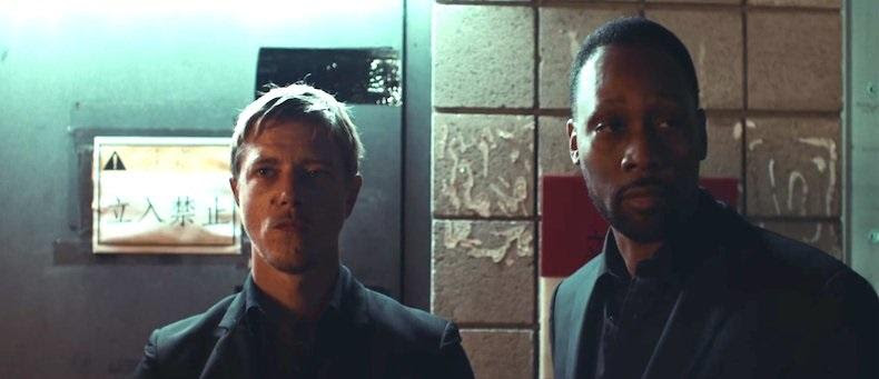 """RZA and Paul Banks release Reservoir Dogs-inspired """"Love + War"""""""