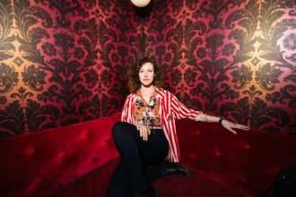 Interview with singer/songwriter Esmé Patterson