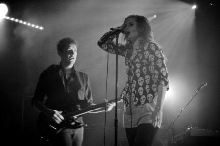 "The Kills have released their performance of ""Doing It To Death"" from The Tonight Show."