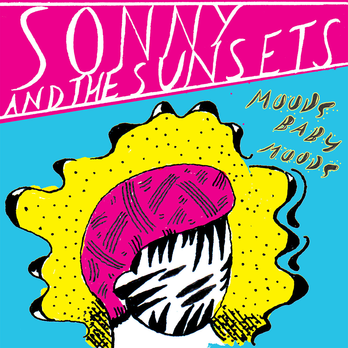 'Moods Baby Moods' by Sonny & The Sunsets, album review by Matthew Wardell.