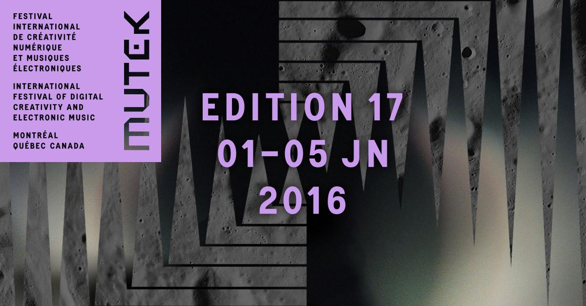 MUTEK Montreal Adds Jeremy Gara (Arcade Fire) & More to Lineup,