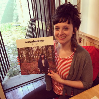 Waxahatchee announces Early Recordings. Katie Crutchfield will reissue 'Early Recordings' on cassette and download