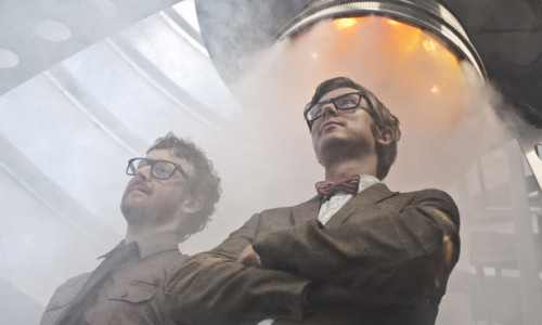Public Service Broadcasting have Announced two Shows At NYC's Intrepid Sea, Air & Space Museum