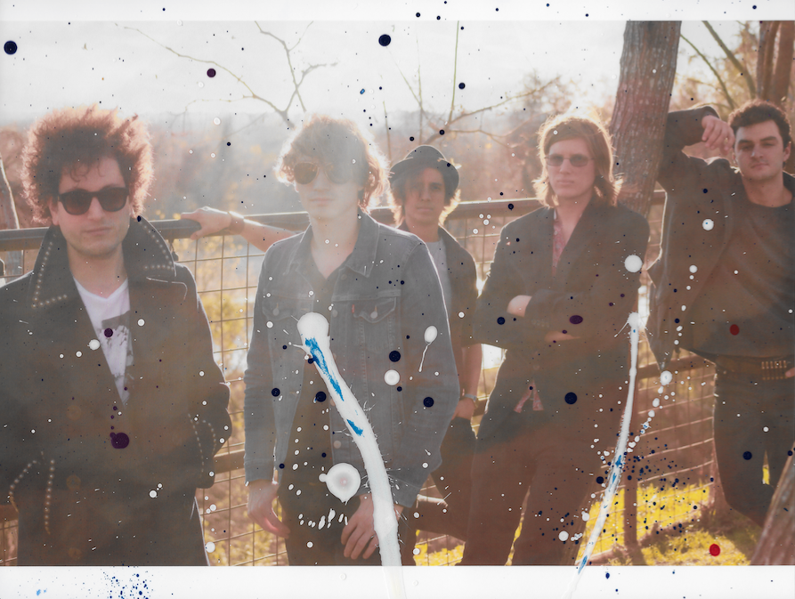 """Sharks In The Deep End Premiere new video for """"Shadows In The Sunset."""""""