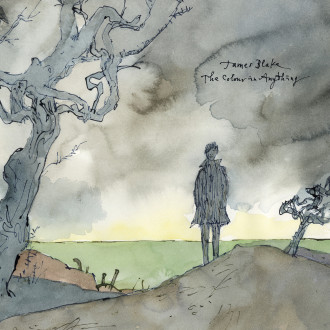 "James Blake debuts new video for his single ""I Need A Forest Fire""."
