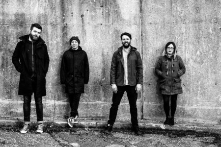 "Minor Victories Stream ""Breaking My Light"", the song is off their self-titled album out June 3 on Fat Possum"