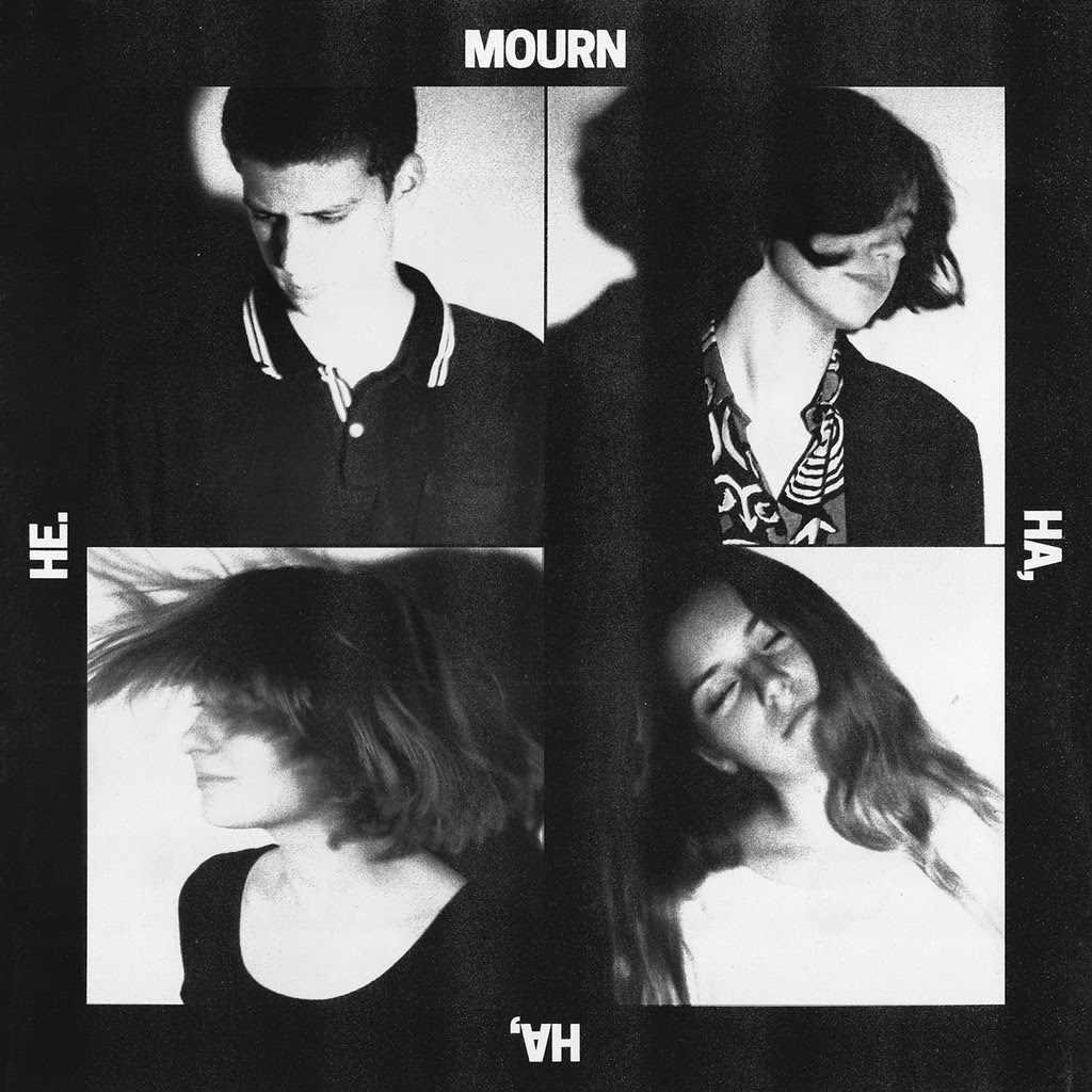 Mourn stream new album 'Ha, Ha, He.' the Catalonian band's forthcoming release, comes out on June 3rd