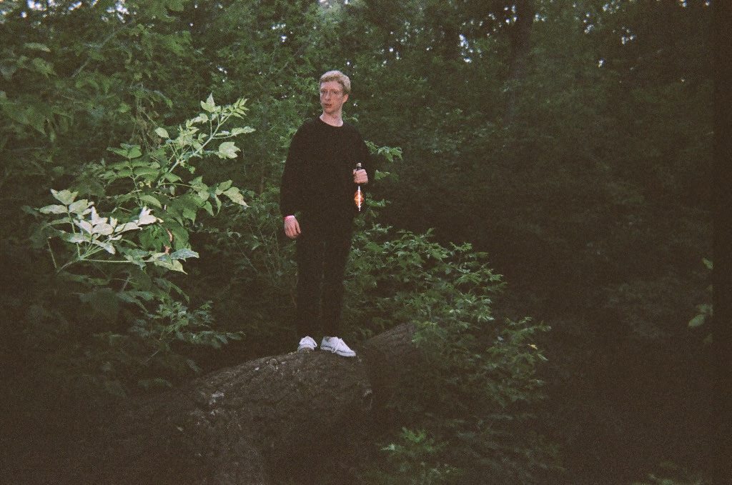 """""""Shaking My Years Away"""" by Alex Calder is Northern Transmissions' 'Song of the Day.'"""