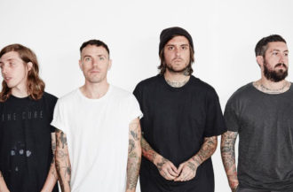 "Nothing release video for ""A.C.D,"" off their latest release 'Tired Of Tomorrow,'"
