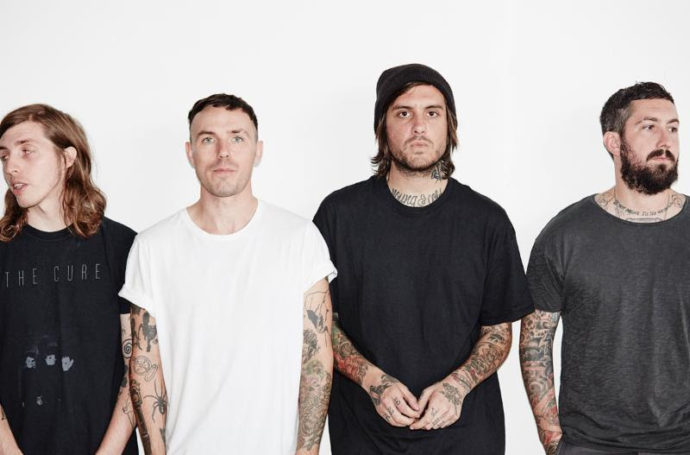 """Nothing release video for """"A.C.D,"""" off their latest release 'Tired Of Tomorrow,'"""