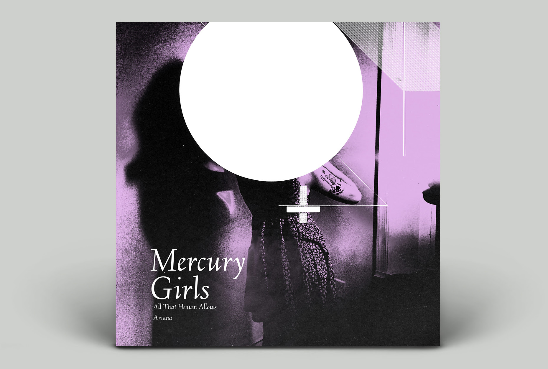 "Listen to a new track from Mercury Girls. The band has shared their debut single ""Ariana,"""
