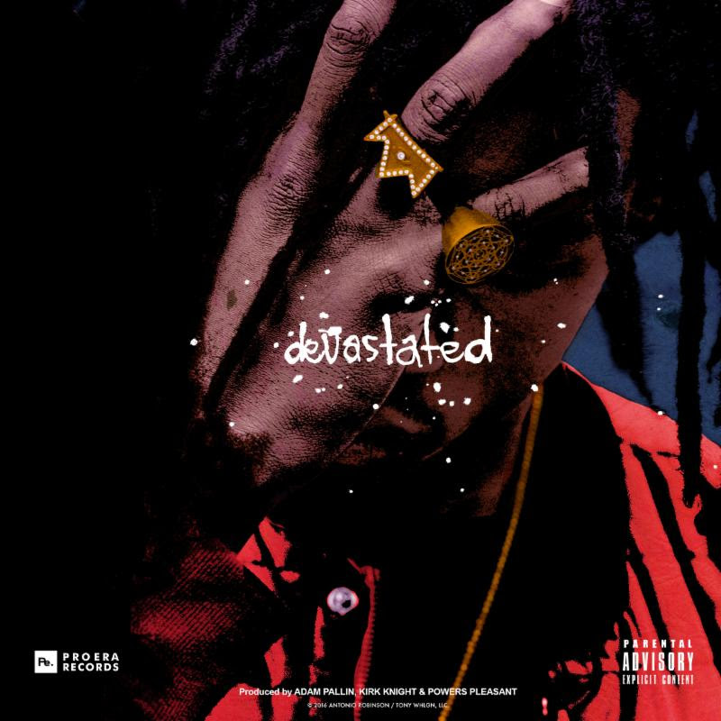 "Joey Badass shares new single ""Devastated."""