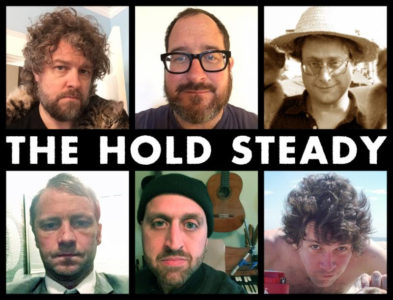 The Hold Steady announce live shows at both Riot Fests.