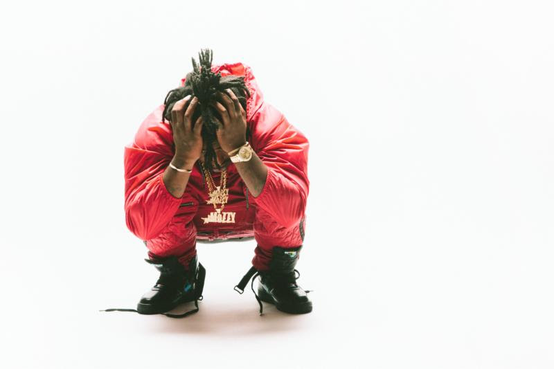 """Mozzy streams his new track """"Painkillers."""" The song comes off his forthcoming full-length release 'Mandatory Check,'"""